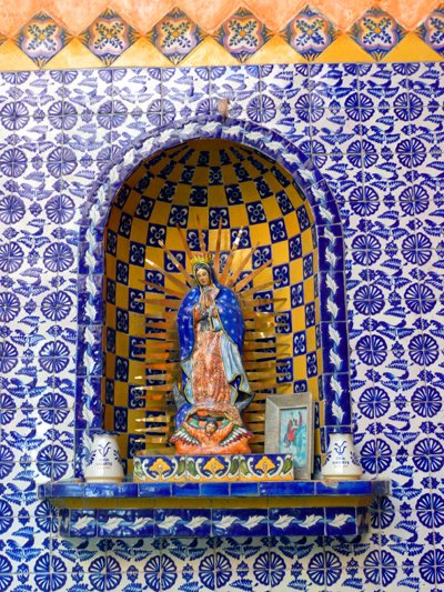 where they have been making gorgeous Talavera pottery by hand since 1824